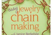 Jewery crafts / by Debbie Dodge
