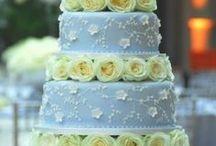 Wedding Cakes / cake ideas / by Hilda Heady