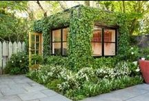 Exteriors / Building designs, façades and exterior features which I find amazing! / by Aimee Addams
