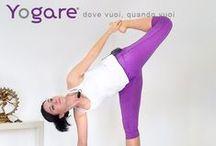 Classi di Yoga  / Le classi complete le puoi trovare su www.yogare.eu