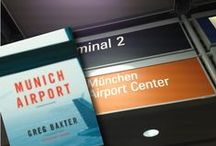 """Books set in Germany / How to travel to Germany for the price of a book """"see a location through an author's eyes"""" Don't forget to check out our Board: Books set in Berlin"""