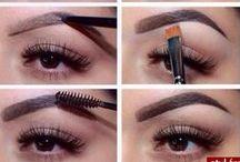 cejas/eyebrown / tipos cejas/eyebrown, make, makeup....