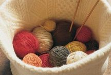 Crochet/ knitting / Patterns and tips