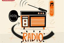 RADIO / The power of our radio campaigns is what we are proud of!~