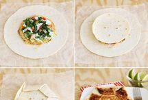 Cooking / Vegetarian recipes