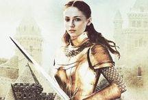 Stella / Duchess Stella Bernotas- character in the Desolate Empire series