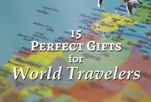 Gift Ideas・旅行のお土産アイデア / World Souvenir list 旅行先でのお土産アイデアやご当地品をまとめです。