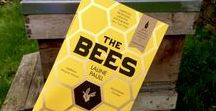 Books with BEES at their heart / Bees pop up in fiction. Enjoy a good read.