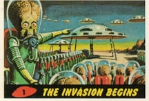 """I is for """"Invasion"""""""