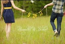 I Will / Photos of couples, engagement shoot, and save the date ideas / by Jessica Janasz