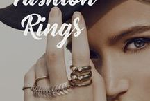 """RINGS / """"Your Heart on My Fingers"""""""
