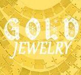 GOLD JEWELRY / Gold Glitter Jewelry
