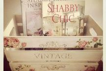 Love Shabby ;) /  Beautiful Pastel colours Shabby style