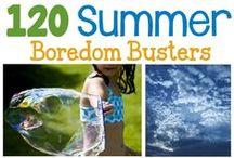 Summer Fun w/ Kids <3 / by Lindsay Haaven