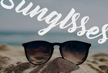 SUNGLASSES / Everything Is Pretty Simple. Just Try A Different Way To Watch.