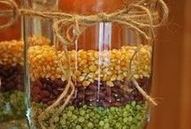 Be Thankful / Homemade items and decorating ideas to bring the Autumn season indoors. / by GrandCanyon BedandBreakfast