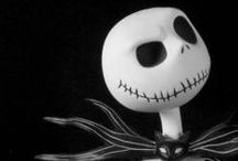 Nightmare Before Christmas!!! / My favorite movie of all time!!! <3 <3 / by Lucianna Davis