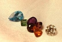 Birthstones / The story of birthstones each month.