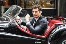 STYLE | CLASSIC CARS / Classy cars and bikes for a true gentleman