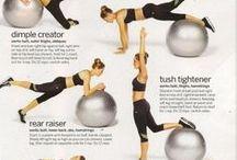 cvičení - hubnutí