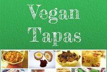 Vegan  Tapas / All about my cookbook Vegan Tapas. Recipes, photos, inspiration, motivation. #vegantapas #vegan