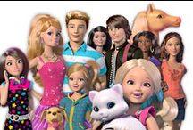 the dream board of barbie