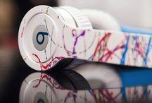 Cover & Headphones
