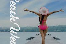 BEACH WEAR / Summer Beach Wear