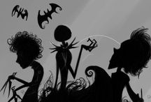 all about Tim Burton
