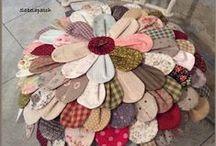 patchwork y costura