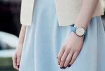 BIRLINE WOMEN | HARRIS TWEED / Beautiful and elegant watches for girls with Harris Tweed strap.