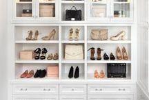 Wonderful Walk-in Closets