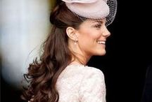 Captivating Catherine / A board about Catherine, the Duchess of Cambridge, formerly known as Kate Middleton