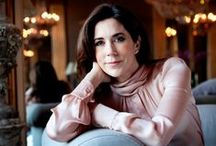 Mesmerizing Mary / A board about Crown Princess Mary of Denmark