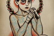 Desenhos / tatuagem