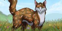 Gatos Guerreros / gatos guerreros