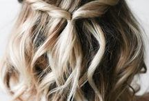 Hair Inspo / Trendy cut/color/styles for hair medium/long hair.