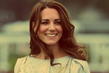 Kate Middleton / inspirations to look like our favorite royal / by Kleine Fräuleins