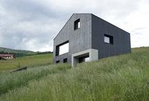 Arch Lgt Indiv Ext / Maison, Villa, Extension - Vue extérieure / by Corentin Y
