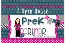 Parent Teacher Conferences & Open House