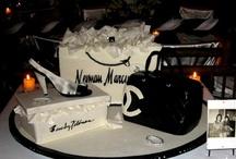 Fashion Cakes / Sculpted fashion cakes