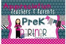 Appreciation -Teachers & Parents