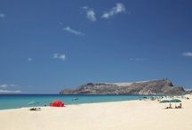 Porto Santo... the Golden Island / At a distance of 79km from the island of Madeira, is situated an Atlantic paradise: Porto Santo island!