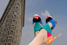 Shoeaholics  / by Anna Turowska