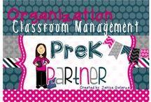 Classroom Management: Organization