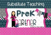 Substitute teaching / Are you a sub? In this board you may find valuable tips to help you with your journey.