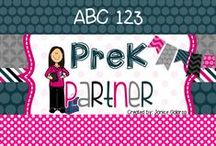 ABC 123 / An extensive collection of alphabet and number activities and ideas.