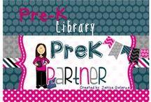 Pre-K Library