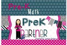Pre-K Math
