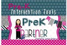 Pre-K Intervention Tools
